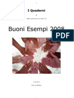 Buoni esempi 2008