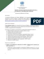Propuesta de simplificación MITRAB con anexos FG2dic