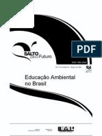 EDUCAÇÃO AMBIENTAL NO BRASIL