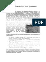 El Uso de Biofertilizantes en La Agricultura - Mnq