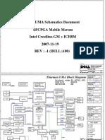 Dell XPS M1330 Thurman UMA