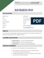 Shahzad Cv[1]