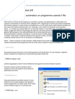 Compago.it-creare Un File Autoruninf