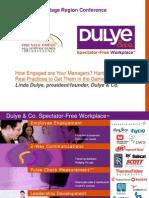 Linda Dulye IABC 2012 Heritage Conference Presentation