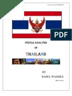 Thailand Pestle Analysis