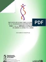 Documento Conceptual - Eliminacion de La Transmision Maternoinfantil Del VIH y de La Sifilis Congenita(2)