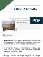 Republica Da Espada