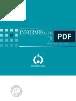 Informes defensoriales 2010