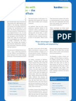 Pallet Racking - Nedtrain Case Study