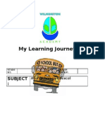 As Learning Journey Psych