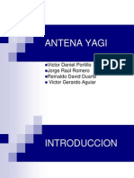 Antena Yagi Presentacion