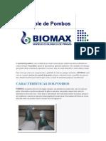 BIOMAX Controle de Pombos