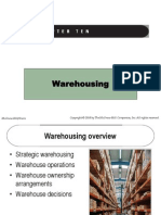 Chap010 Warehousing