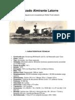 Acorazado Almirante Latorre - Chile