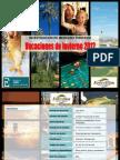 Estudio de mercado turístico julio 2012