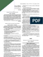 Concurso de admissão de voluntários para prestação de serviço militar em regime de contrato, na categoria de praças da classe de Fuzileiros / Outras Classes (Aviso n.º 13683/2012 | Aviso n.º 13684/2012)