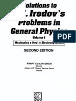 Irodov Solutions - I