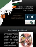MEDIDAS DE MITIGACIÓN