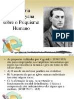 A Teoria de Vigotsky