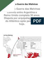 GEO - Guerra Das Malvinas
