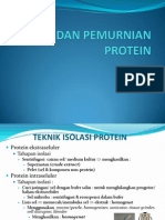 Pemurnian Protein