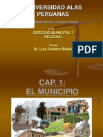 Diapositivas Derecho Municipal Luis Centeno Bellido