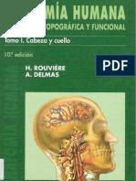 Rouviere Delmas - Anatomia Humana - Cabeza Y Cuello Tomo 1