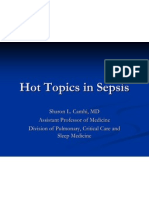 Hot Topics in Sepsis