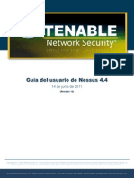 Nessus 4.4 User Guide ESN