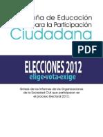 Campaña de Educacion Civica para la Participación Ciudadana