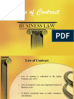 Law of Contract
