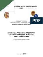 Guia Plan y Tesis - MSCTA[1]