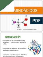 4 Aminoacidos, Peptidos y Proteinas