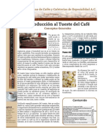 Introduccion Al Tueste de Cafe