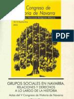 """Michael Servetus or Michael de Villanueva, documented from Tudela of Navarra"",  V Congress of History of Navarra, SEHN"