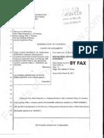 CA 2012-10-12 - Dummett v Bowen - Petitioners' Opposition to Demurrer