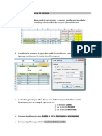 Examen Blanc 2 -Informatique- CPGE - ECT