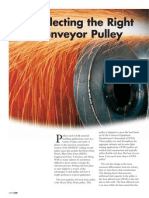 Dodge - Selecting the Right Conveyor Pulley