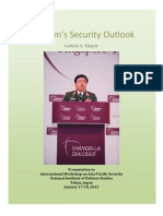 Thayer VN Security Outlook 2012