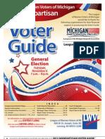 League of Women Voters - Voter Guide - U.S. Races