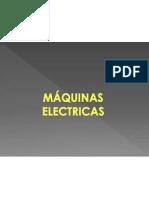 Presentacin Maquinas Elecricas II