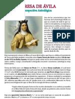 Teresa de Ávila - Santa Teresa de Jesus