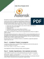 Asterisk en Ubuntu 12.04 Paso a Paso