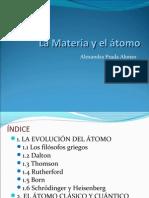 La materia y el átomo