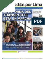 Tod@s por Lima - octubre