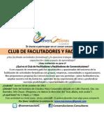 Tercer Club de Facilitadores