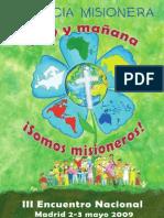 III Encuentro Inf. Misionera