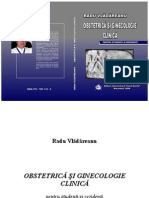 Obstetrică și Ginecologie Clinică (Vlădăreanu) București, 2006