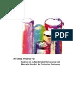 Analisis de Tendencias Del Mercado Mundial de Productos Quimicos