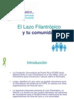 Lazo Filantrópico y Comunidad